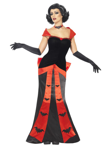 Women's Glam Vampiress Costume
