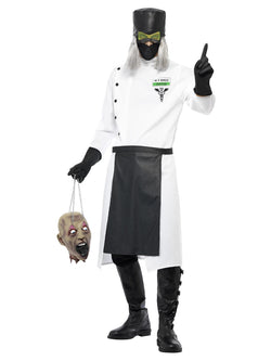 Men's Dr D.Ranged Costume