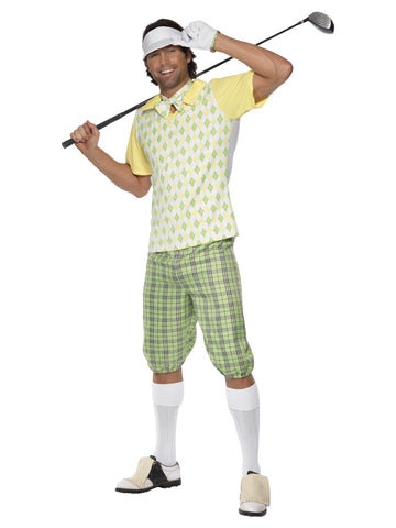 Men's Gone Golfing Costume