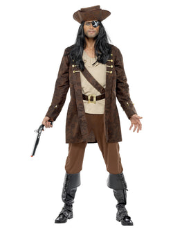 Men's Buccaneer Costume - The Halloween Spot