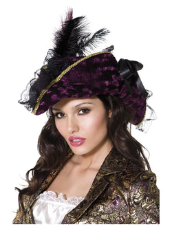 Fever Marauding Pirate Hat - The Halloween Spot
