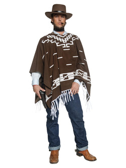 Men's Authentic Western Wandering Gunman Costume