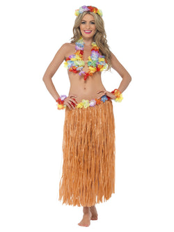 Women's Hula Honey Instant Kit - The Halloween Spot