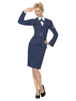Women's WW2 Air Force Female Captain