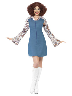 Women's Groovy Dancer Costume - The Halloween Spot