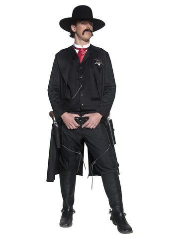 Men's Authentic Western Sheriff Costume