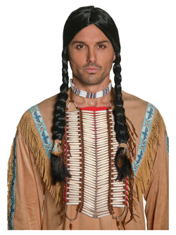 Men's Native American Inspired Breastplate - The Halloween Spot