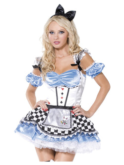 Women's Fever Boutique Sweet Alice Costume - The Halloween Spot
