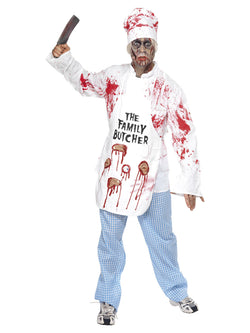 Men's Deadly Chef Costume - The Halloween Spot