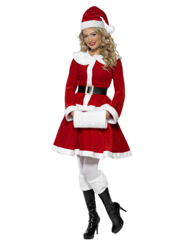 Women's Miss Santa Costume