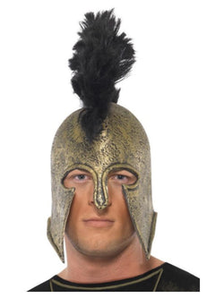 Achilles Gold Colour Helmet