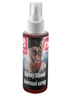 Spray Blood, Pump Action Atomiser - The Halloween Spot