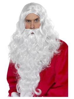 Men's Santa Dress Up Kit