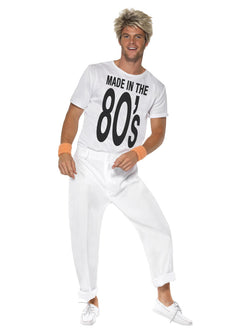 Men's Made in 80s Costume