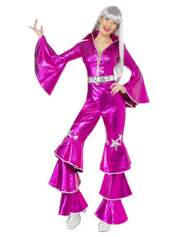 Women's 1970s Dancing Dream Costume