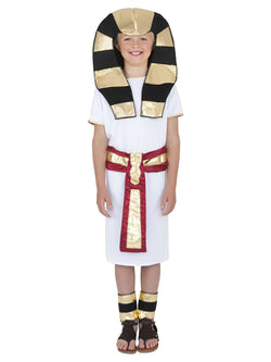 Boy's Egyptian Costume White Colour