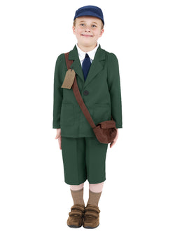 World War II Evacuee Boy Costume - The Halloween Spot