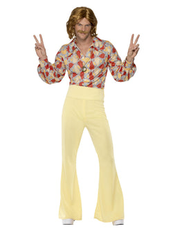 Men's 1960s Groovy Guy Costume - The Halloween Spot