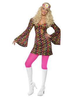 Women's 1960s CND Costume - The Halloween Spot