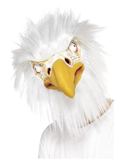Smiffy's Full Overhead Latex Eagle Mask