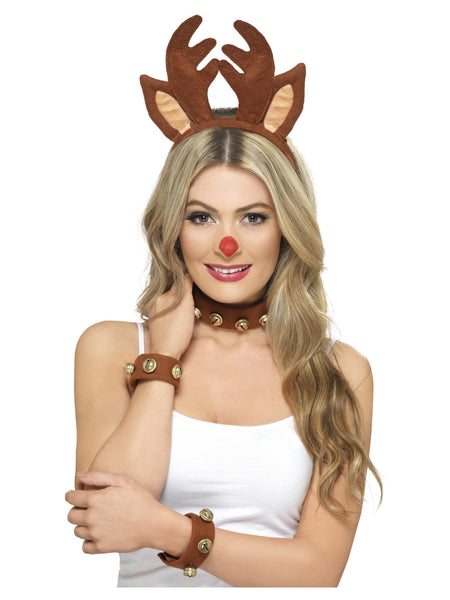 Halloween Costume 398.Pin Up Reindeer Kit