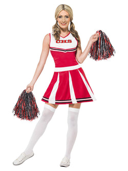 Women's Cheerleader Costume