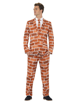 Brown Off the Wall Suit