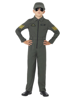 Boy's Aviator Costume - The Halloween Spot