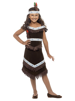 Native American Inspired Girl Costume - The Halloween Spot