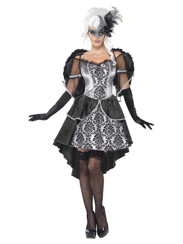 Women's Dark Angel Masquerade Costume