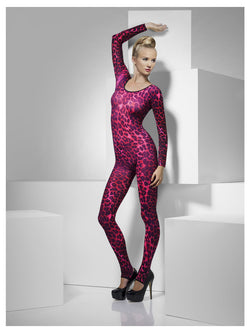Women's Cheetah Print Bodysuit