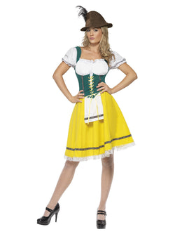 Women's Oktoberfest Costume, Female - The Halloween Spot