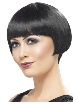 Smiffy's 20s Flapper Bob Wig - The Halloween Spot