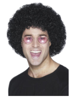 Afro Wig, Economy - The Halloween Spot