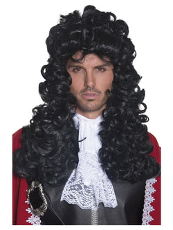 Smiffy's Pirate Captain Wig - The Halloween Spot