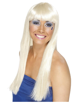 Smiffy's Dancing Queen Blonde Wig
