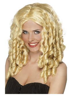 Blonde Film Star Wig
