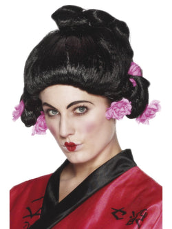 Women's Geisha Girl Wig