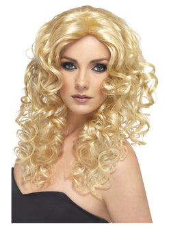 Smiffy's Glamour Blonde Wig