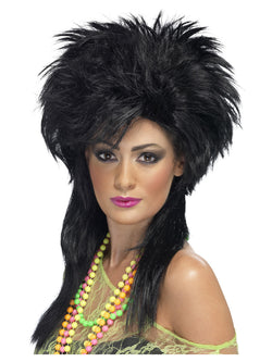 Smiffy's Groovy Punk Chick Wig