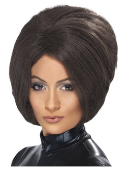 Short Bob Brown Posh Power Wig