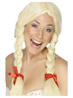 Blonde Schoolgirl / Dutch Wig