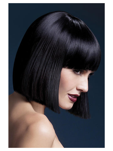 Blunt Cut Bob with Fringe Fever Lola Wig