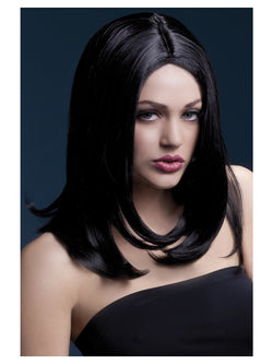 Long Layered with Centre Parting Fever Sophia Wig