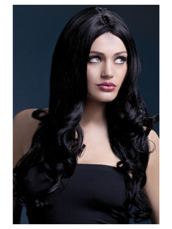 Long Soft Curl with Centre Parting Fever Rhianne Wig