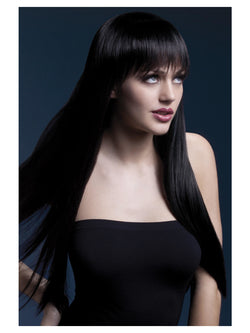 Long Straight with Fringe Fever Jessica Wig