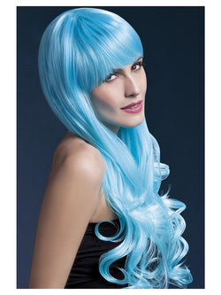 Long Soft Curl with Fringe Fever Emily Wig