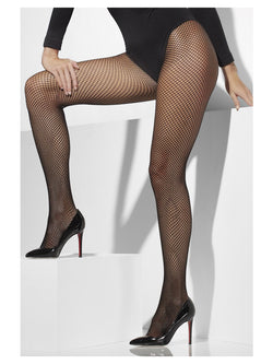 Fishnet Tights, Black - The Halloween Spot