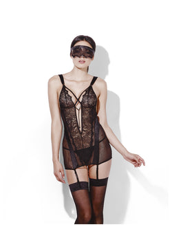 Fever Masquerade Hidden Pleasure Lingerie