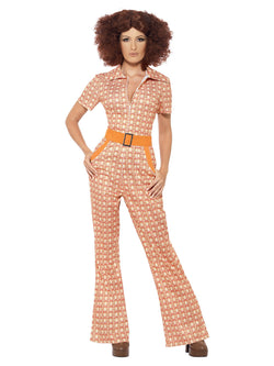 Women's Authentic 1970s Chic Costume - The Halloween Spot
